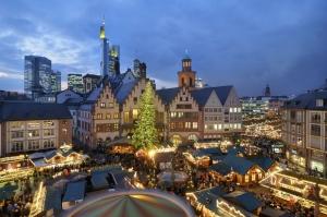 Frankfurt julemarked